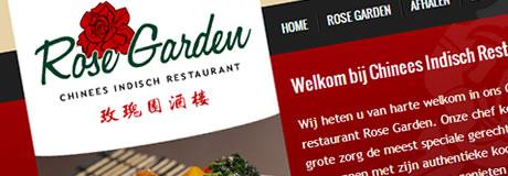 Portfolio Noord Media Chinees Indisch Restaurant Rose Garden