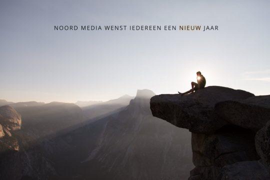 Noord Media wenst iedereen een nieuw jaar